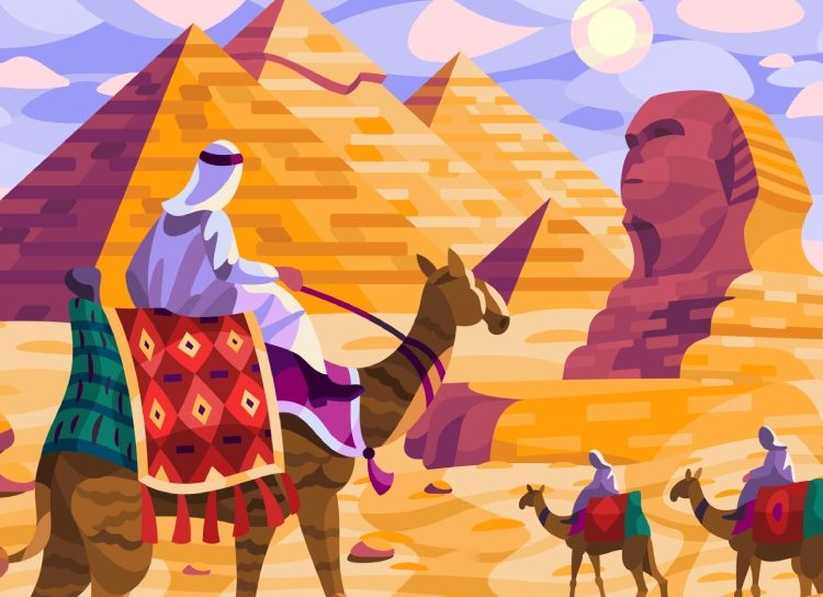 Best for travel in Egypt