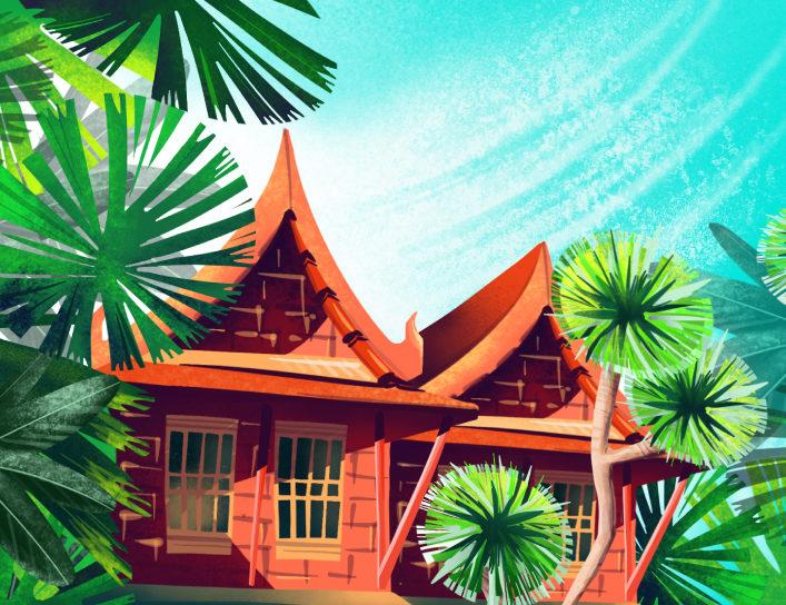 Best for travel in Thailand